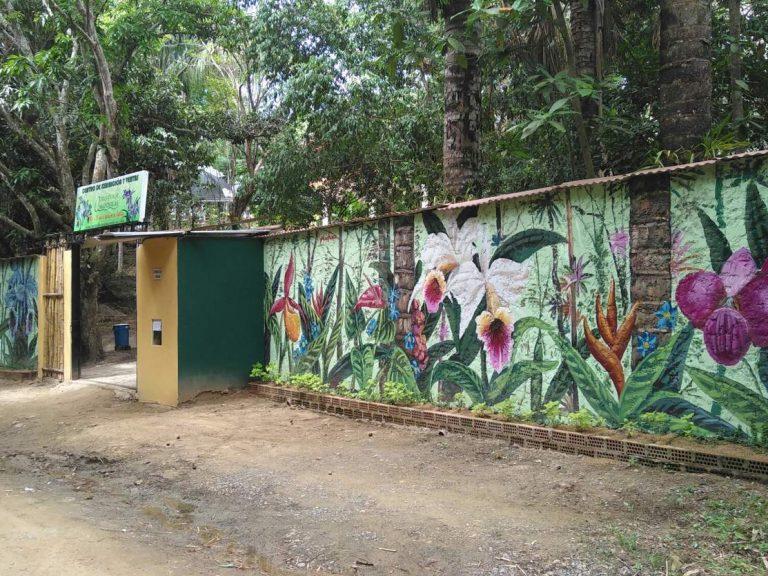 Cerca de nuestro Lodge abrieron un nuevo centro de orquídeas!