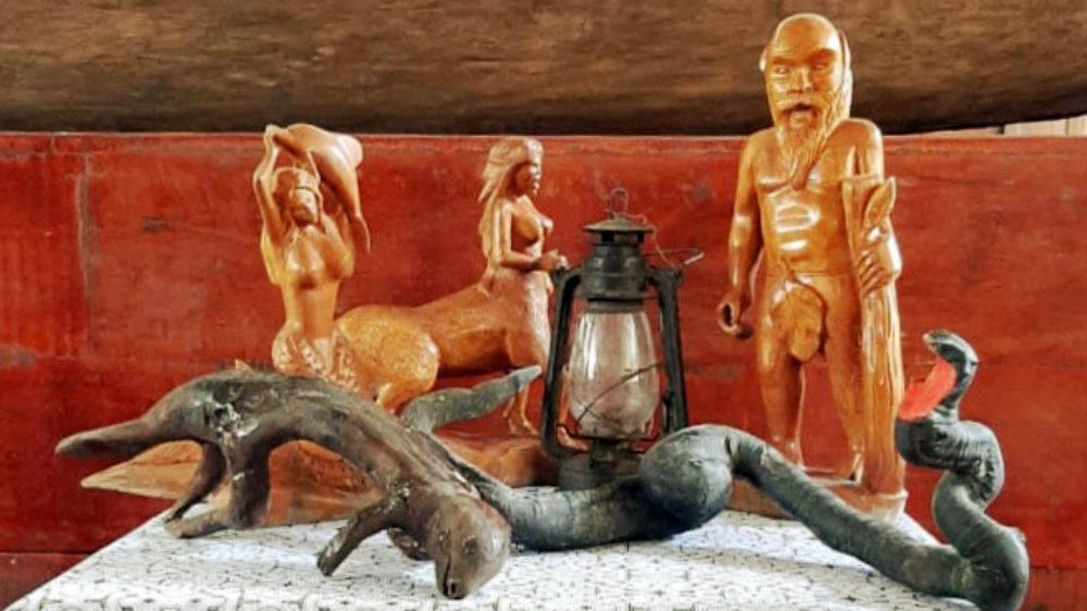 Museo de Ayahuasca va a ser!