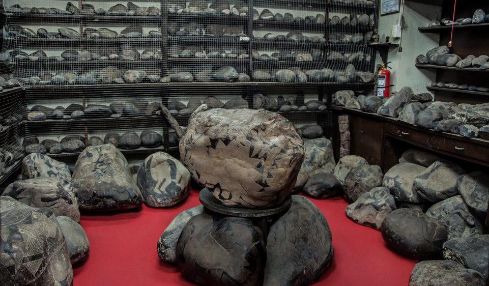 Загадочный камень из Перу теперь можно увидеть в Крыму!
