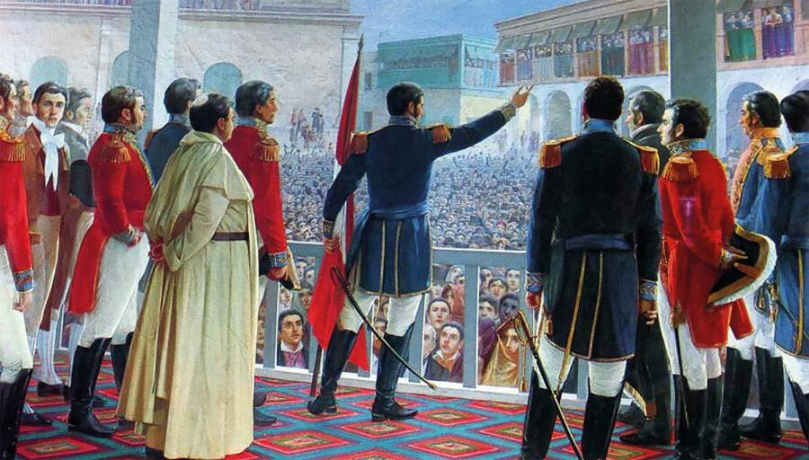 ¡Viva la Patria! ¡Viva la Libertad! ¡Viva la Independencia!